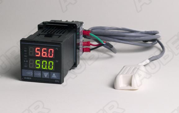 1/16 DIN Humidity Controller (Relay Output)