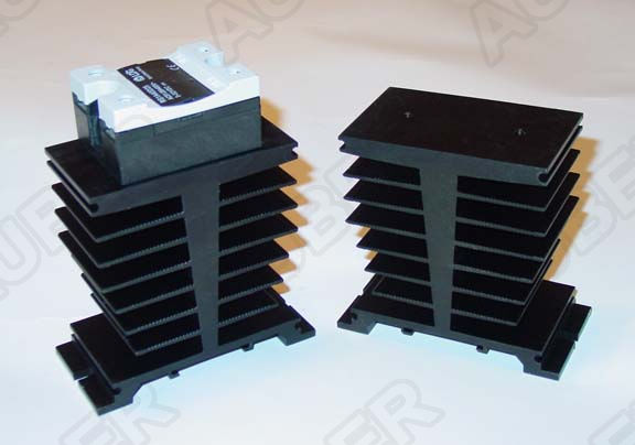 Heat Sink for Solid State Relay, 40A