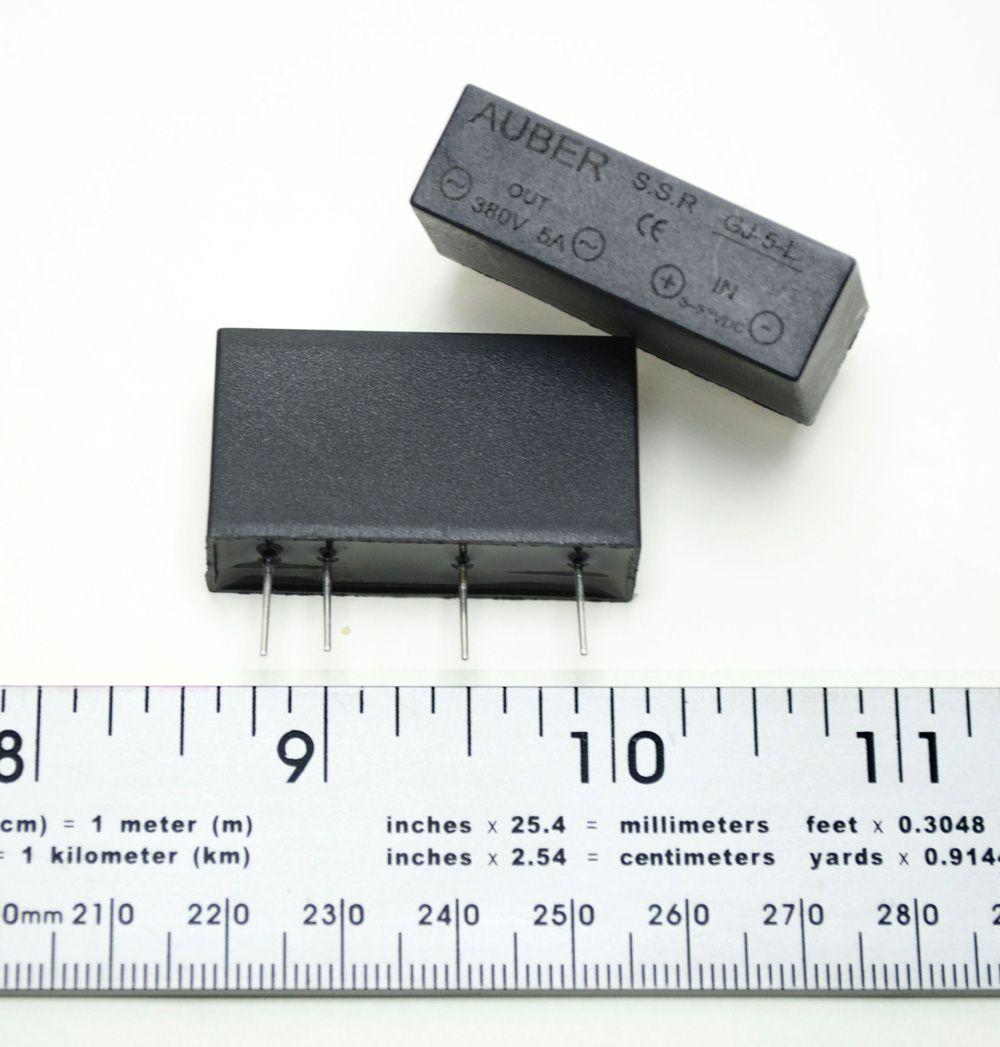 Solid State Relays (SSR) : auberins.com Temperature control solutions  #577461