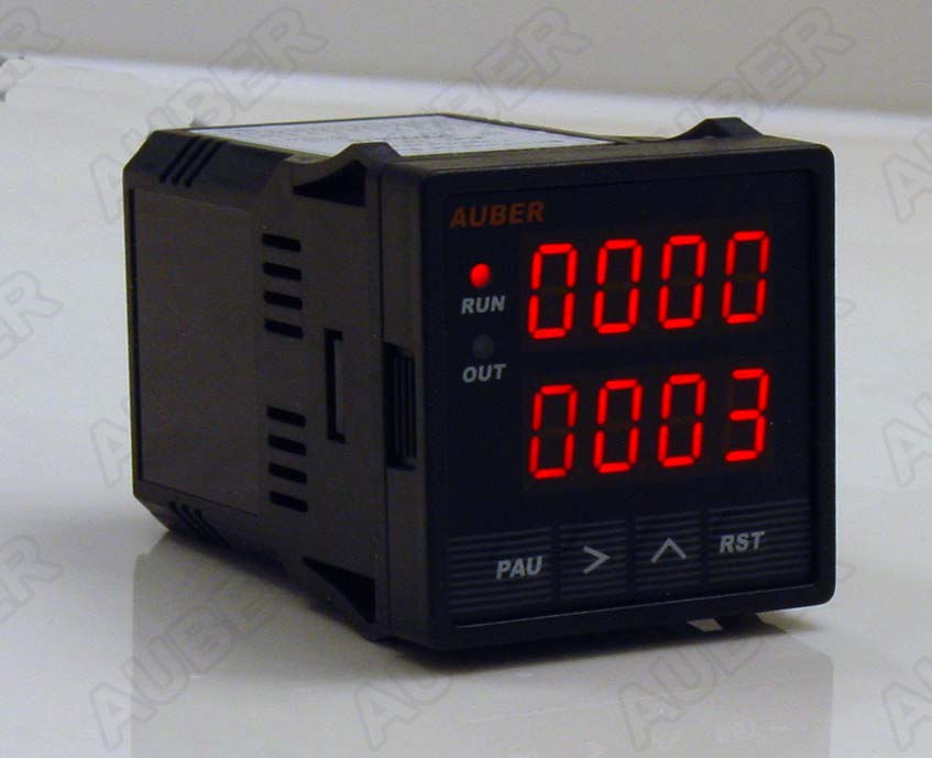 MULTIFUNCTION TIMER, COUNTER, TACHOMETER 9~48VDC POWERED