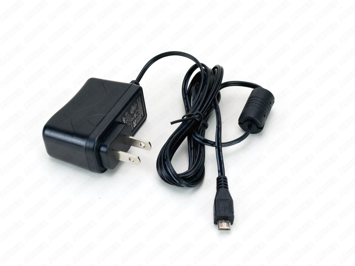CanaKit Power Adapter with Micro USB connector, 5V 1A