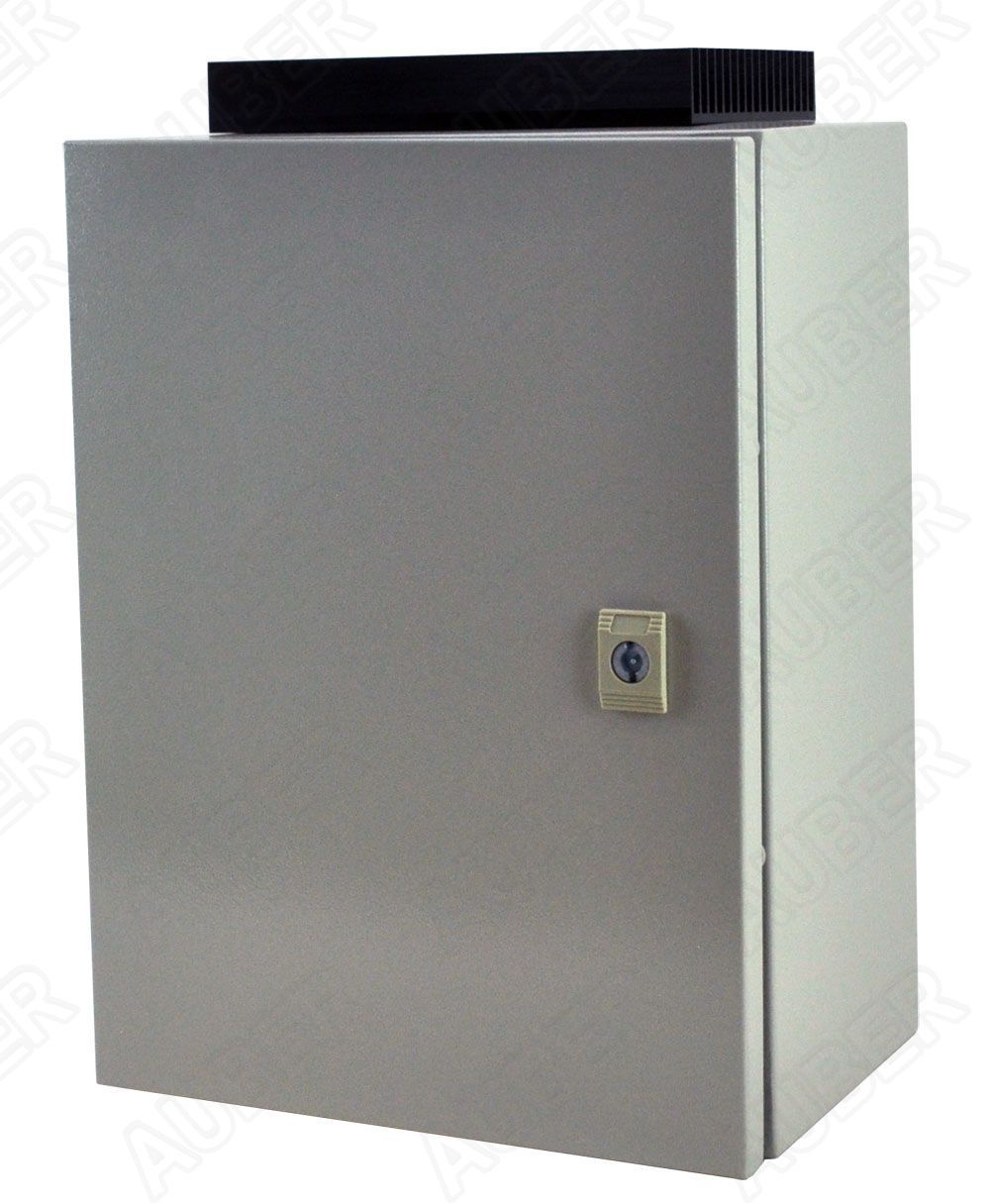 Wall Mount Box For Three Controllers 16x12x8 B403020