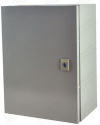 "Wall Mount Box for Three Controllers 16x12x8"" (Out of Stock)"
