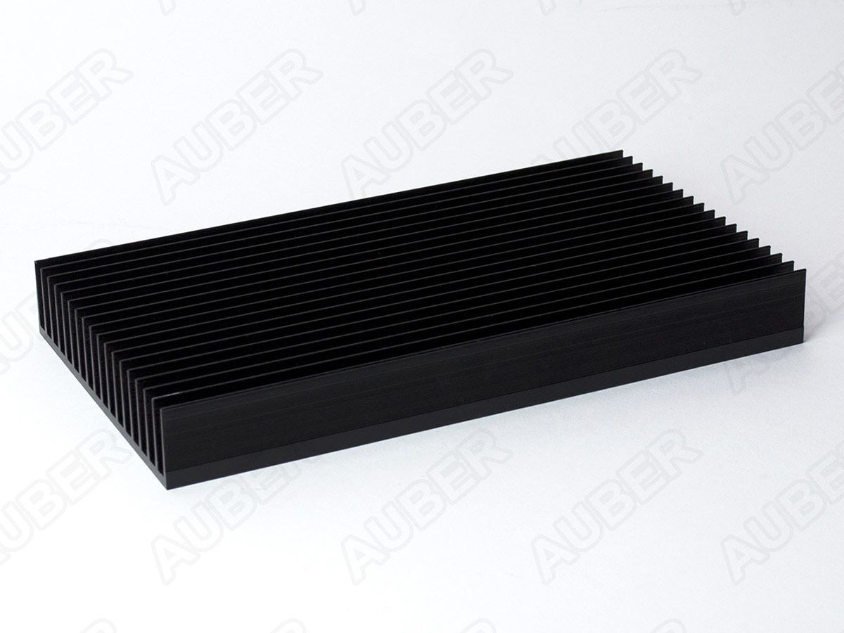 External Mount Heat Sink for 80A SSR