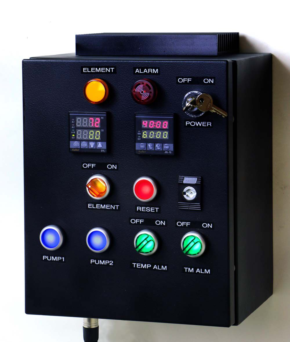 Home Brew Control Panel ( 240V AC, 30 Amp, 7200 Watt)