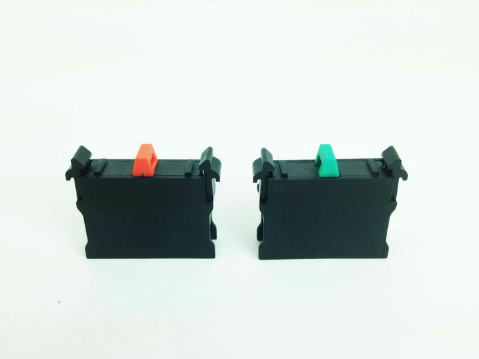 NO/NC Switch Block for SW15 and SW16