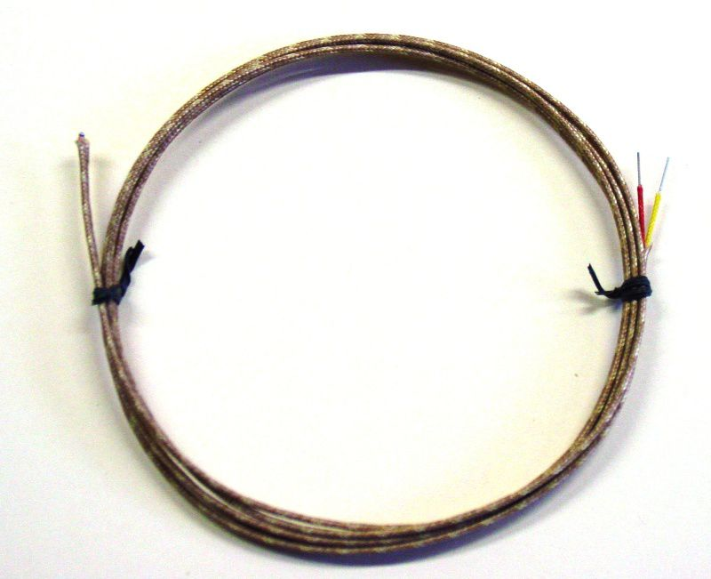 K Type Thermocouple, Bare