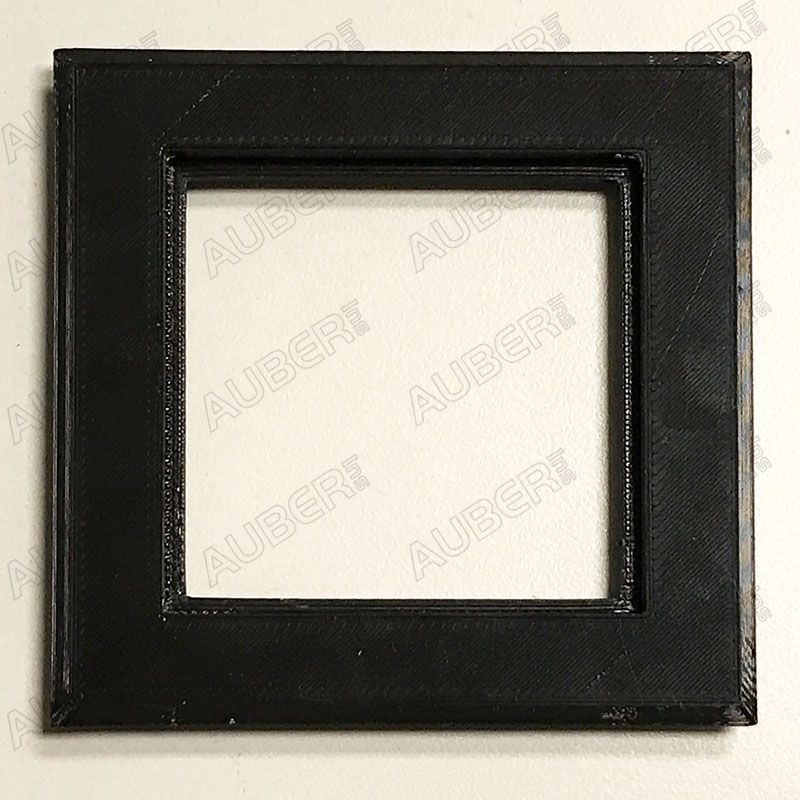 1/16 DIN Panel Adapter for 68 x 68 mm Sized Cutout