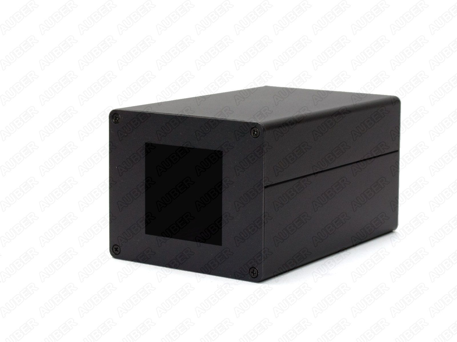 Compact Box for 1/16 DIN Gauge and Timer (Black)