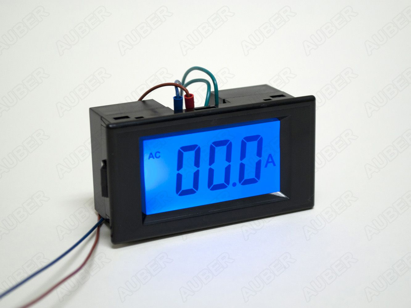 Self-Powered LCD Ammeter