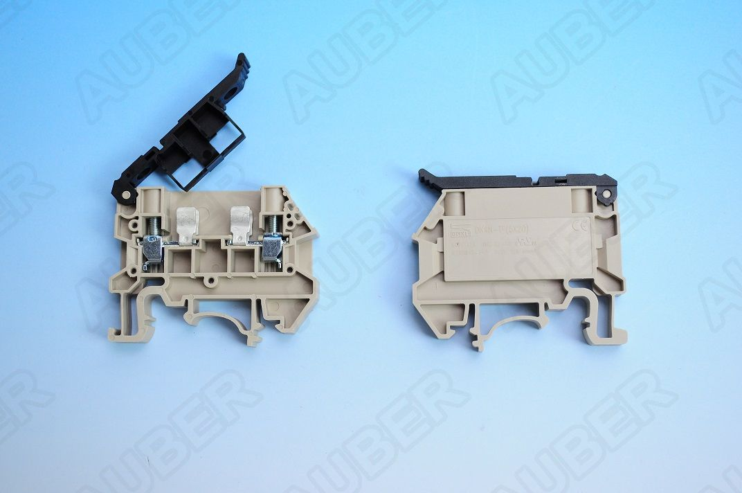 DIN Rail Terminal Block Fuse Holder (5 x 20 mm)