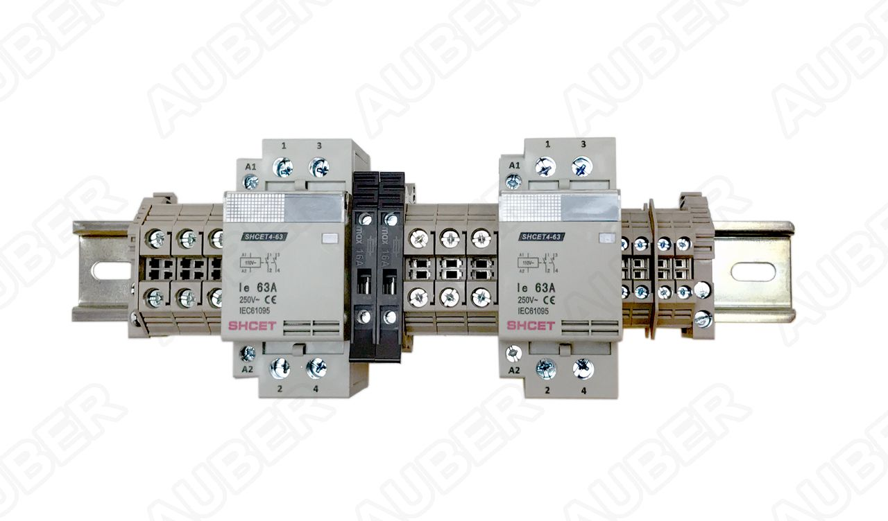 Each unit has one fuse holder and one end cover. Assembled Picture. Fuse  Holder Specifications: