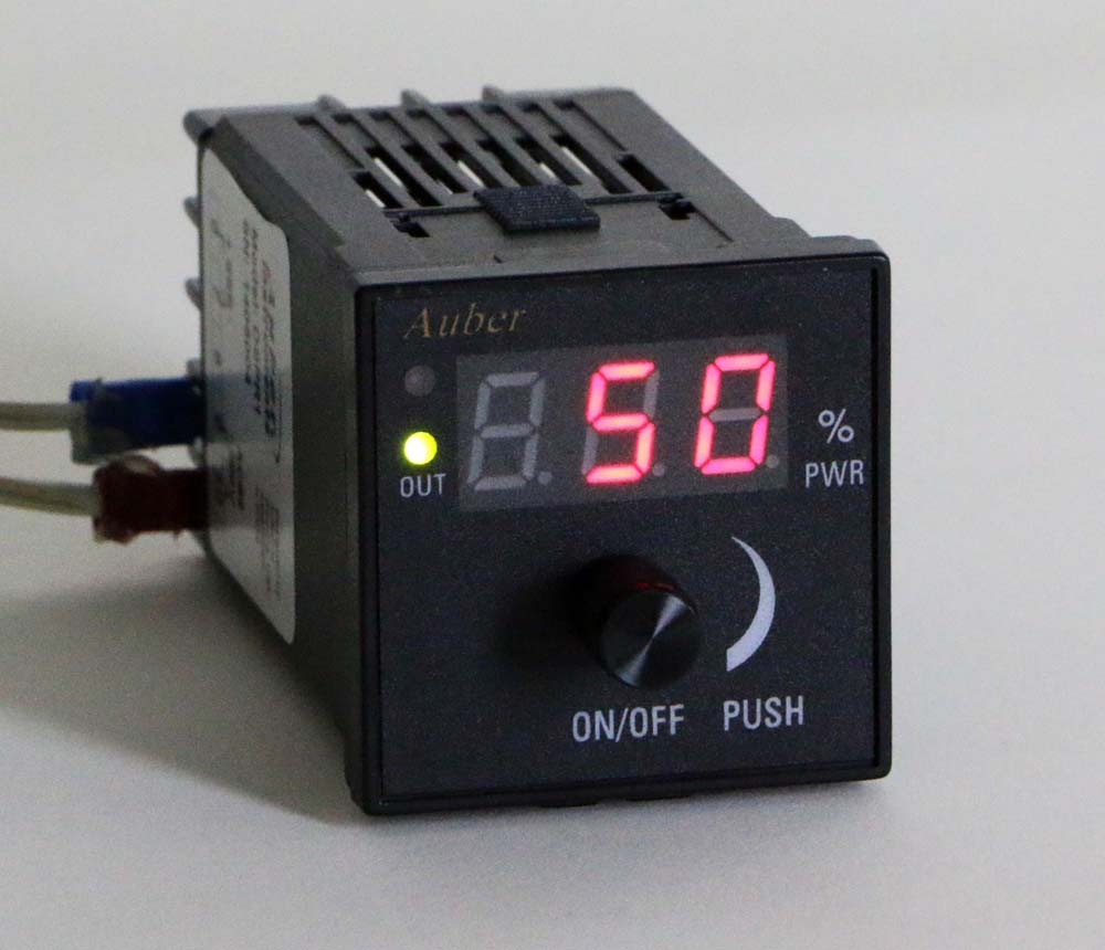Digital SSR Power Regulator for Wort Boiling Control