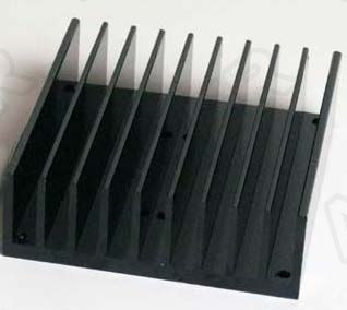 External Mount Heat Sink for 25A SSR