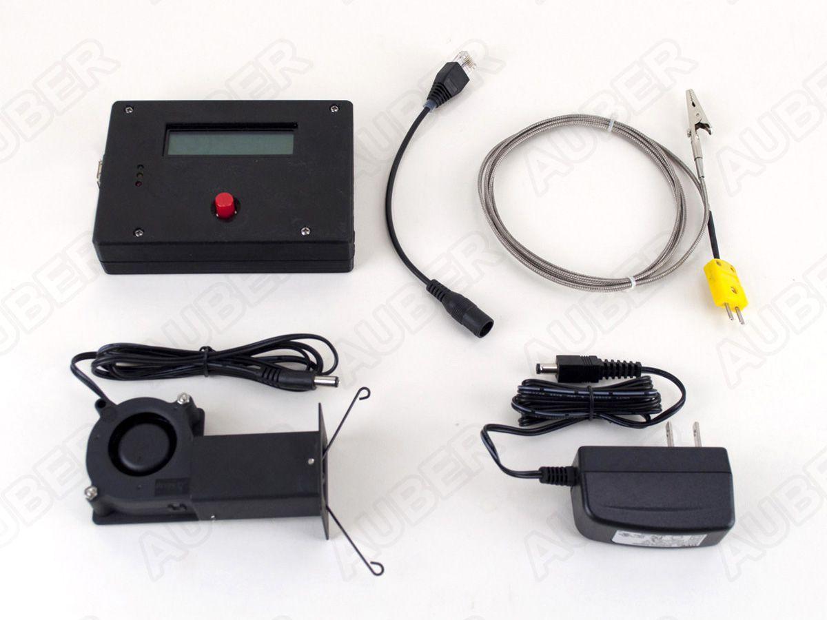 HeaterMeter for BBQ Control [HeaterMeter] - $129 95 : Auber