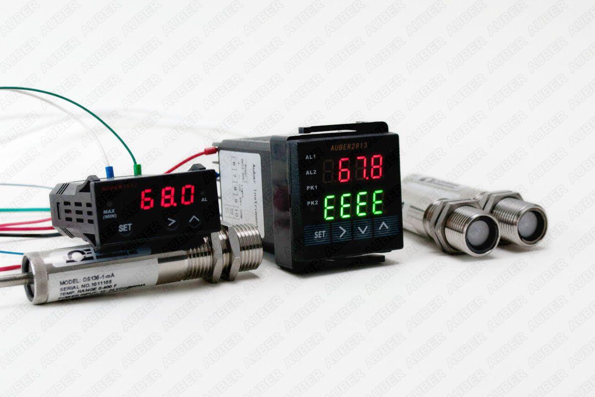Non Contact Infrared Temperature Sensor Os136 1 Ma 8950 Sensing And Control