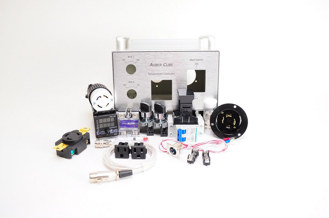 CUBE Tabletop Brewing Controller Kit (240V 30A 7200W)