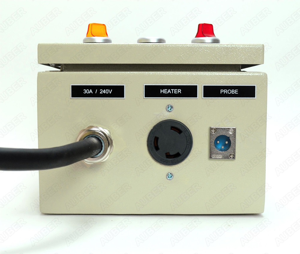 Pid Controller Kit For Distillation 240v 30a 7200w Distill Wiring Diagram Front View