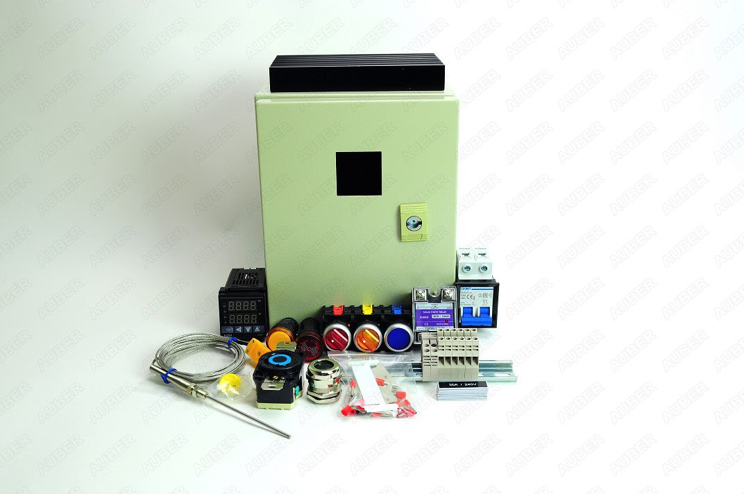Powder Coating Oven Controller Kit ( 240V AC, 30 Amp, 7200 Watt)