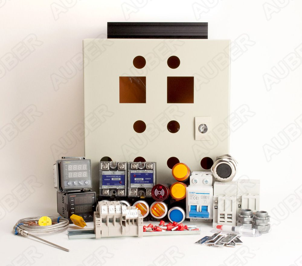 Powder Coating Oven Controller Kit ( 240V 50A 12000W)