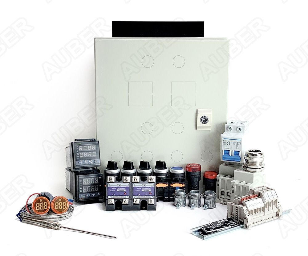 Powder Coating Oven Controller Kit 240v 50a 12000w Kit Pco301