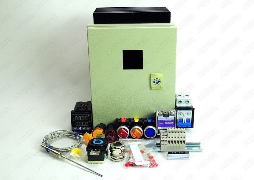 Powder Coating Oven Controller Kit 240v 30a 7200w Kitpco. Powder Coating Oven Controller Kit 240v 30a 7200w. Wiring. Oven Controller Wiring Diagram At Scoala.co