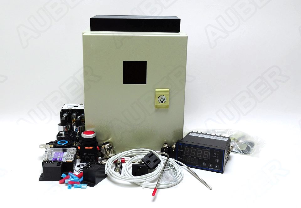 Dual-Probe Smoker Controller Kit ( 240V AC, 7000 Watt)