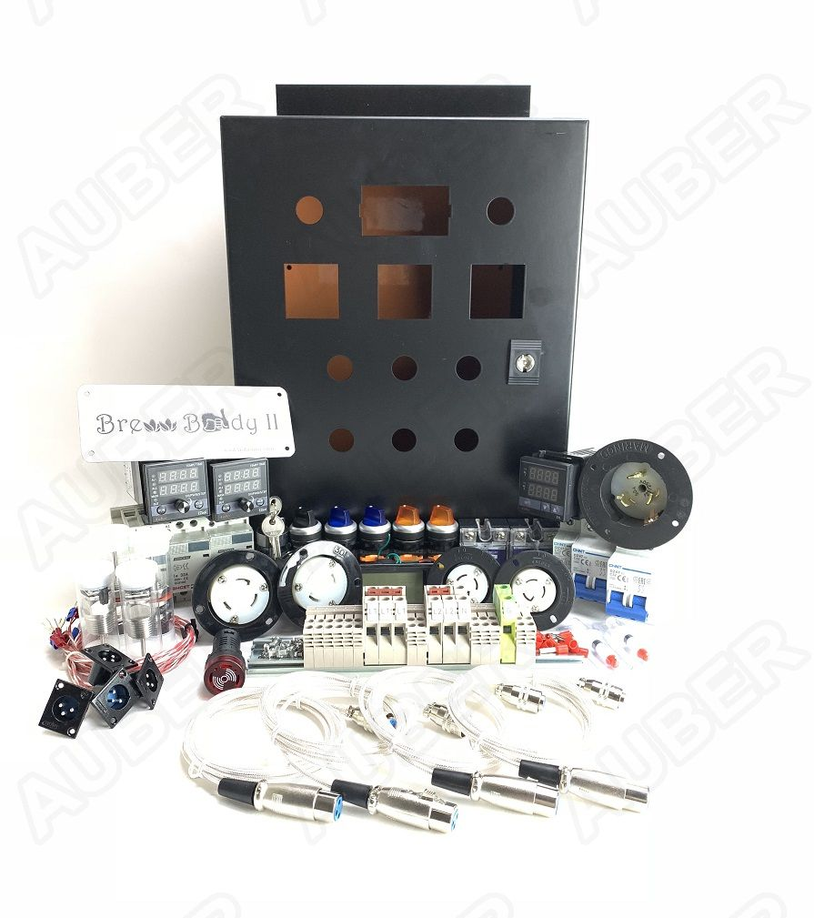 Temperature Control Solutions For Home And Industry Pid Controller Wiring Diagram 230v Brew Buddy Ii Panel Kit 240v 50a 12000w