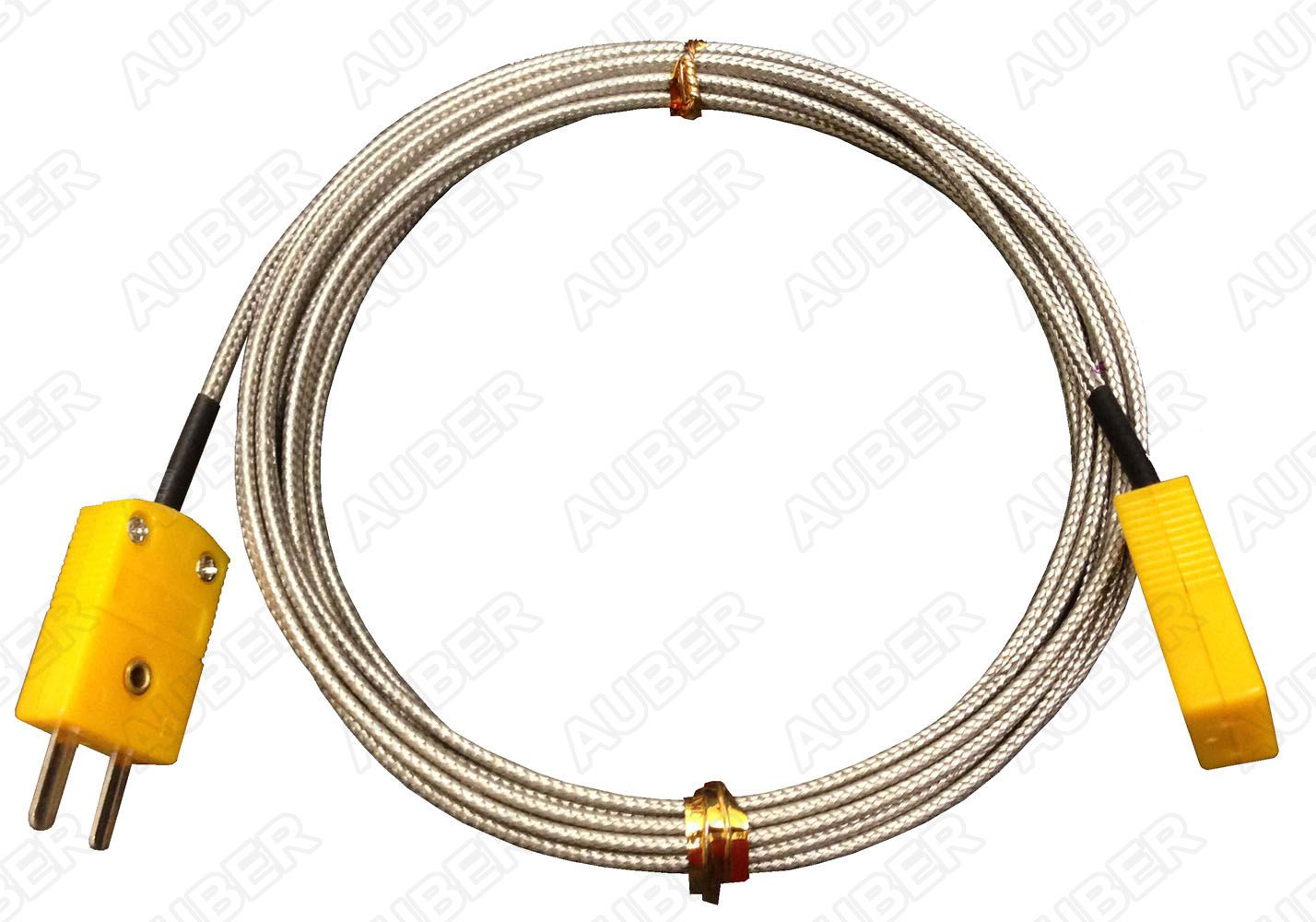 K Type Thermocouple Extension Wire with Mini Connnector [KX23CON ...