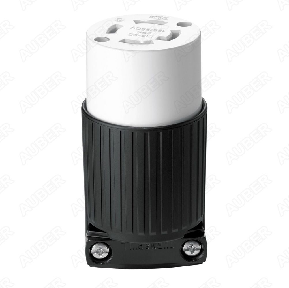 125/250V 30A NEMA L14-30R Locking Connector