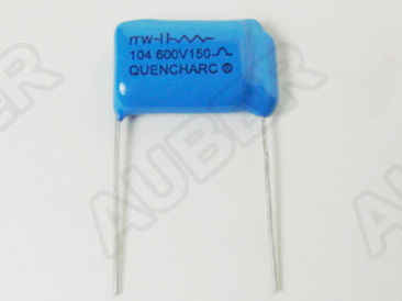 Noise Suppression RC Snubber, 110 to 230V AC