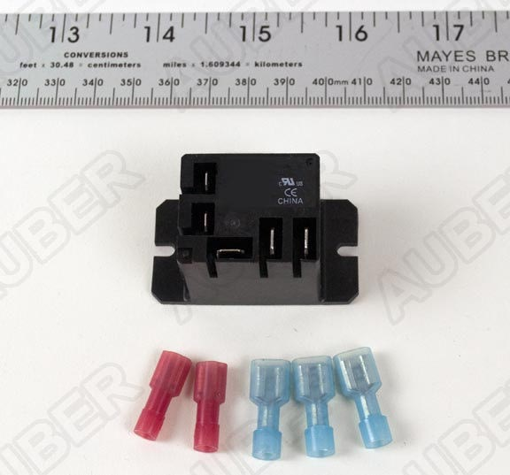 Mini Power Relay SPDT 24VAC 30A