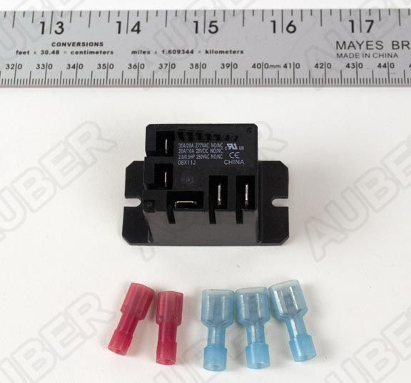 Mini Power Relay SPDT 120V 30A