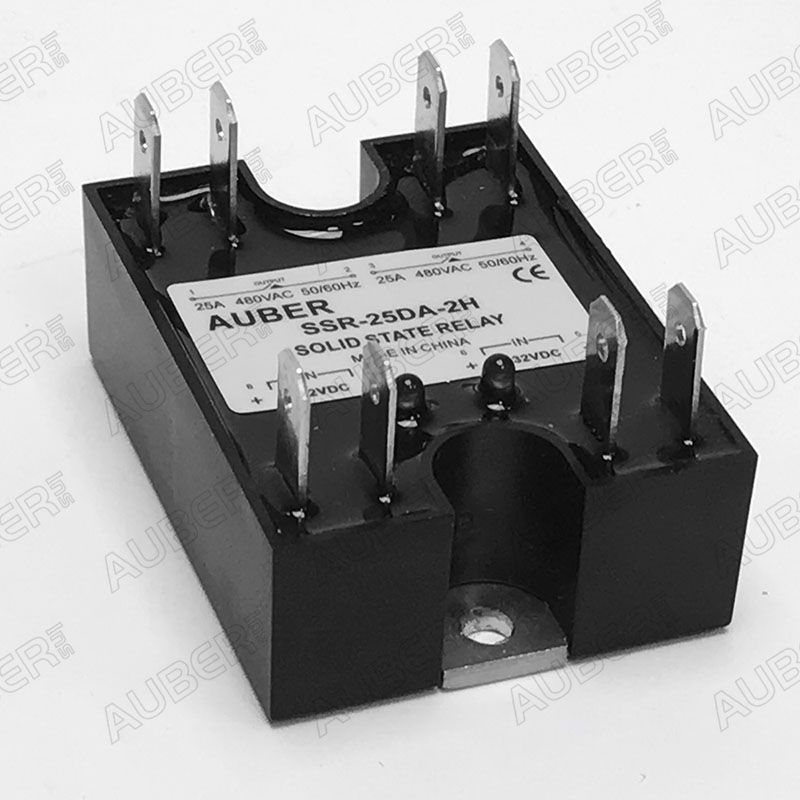 SSR 25DA 2H solid state relays (ssr) auberins com, temperature control  at fashall.co