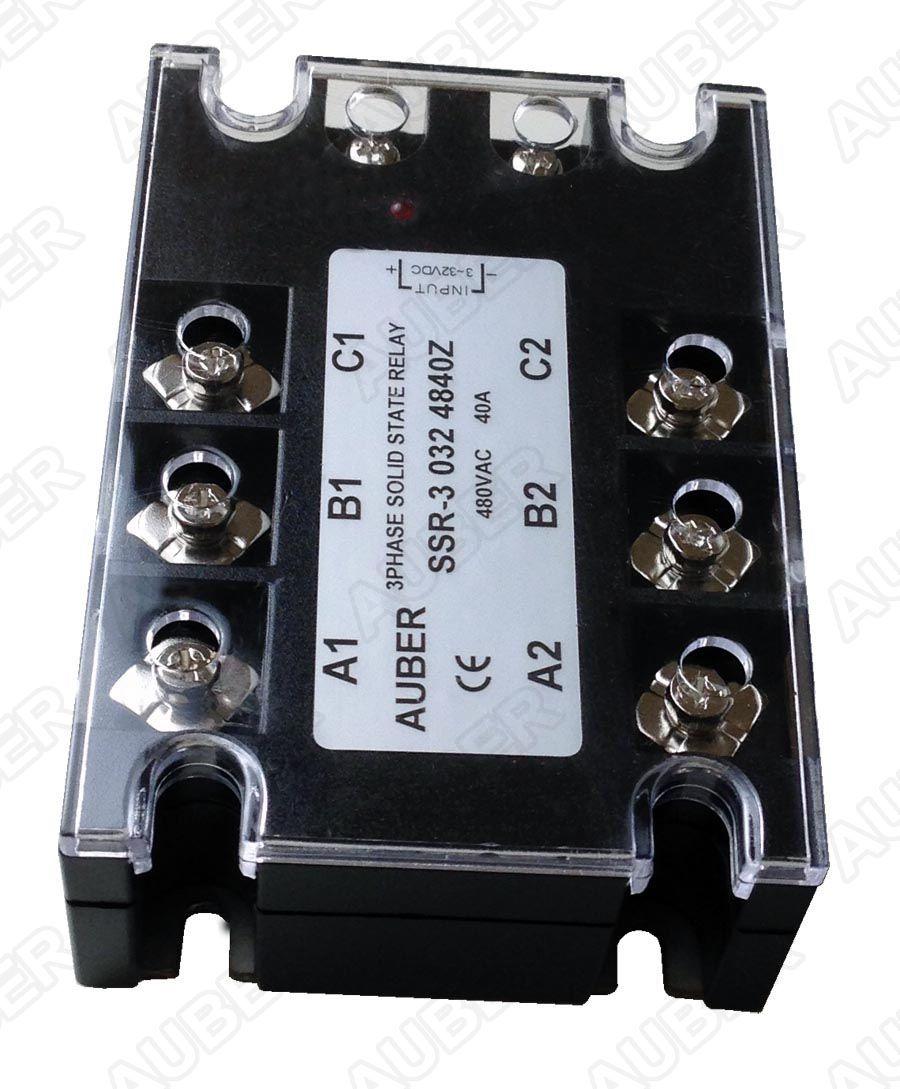 Solid State Relays SSR auberinscom Temperature control