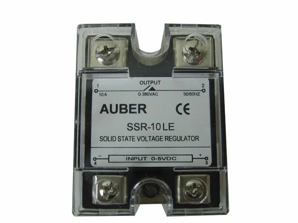 10A Solid State Voltage Regulator, 0-5VDC control