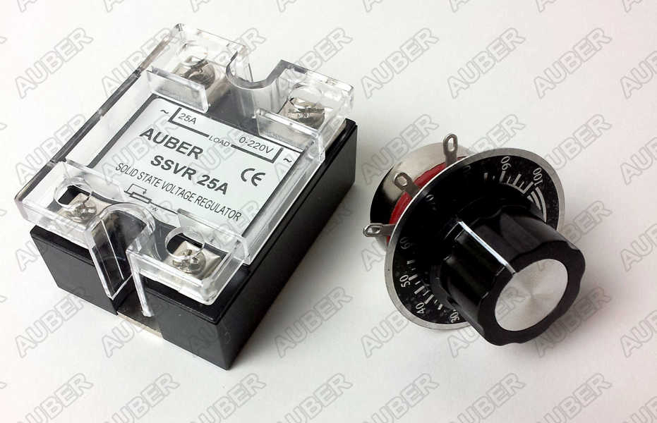 25A Solid State Voltage Regulator, High power SCR, SSVR