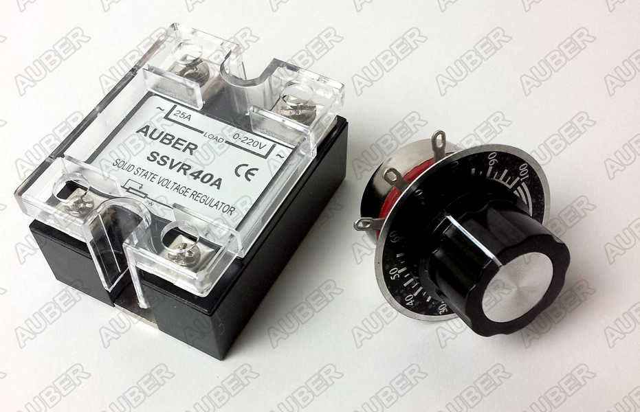 40A Solid State Voltage Regulator, High power SCR, SSVR