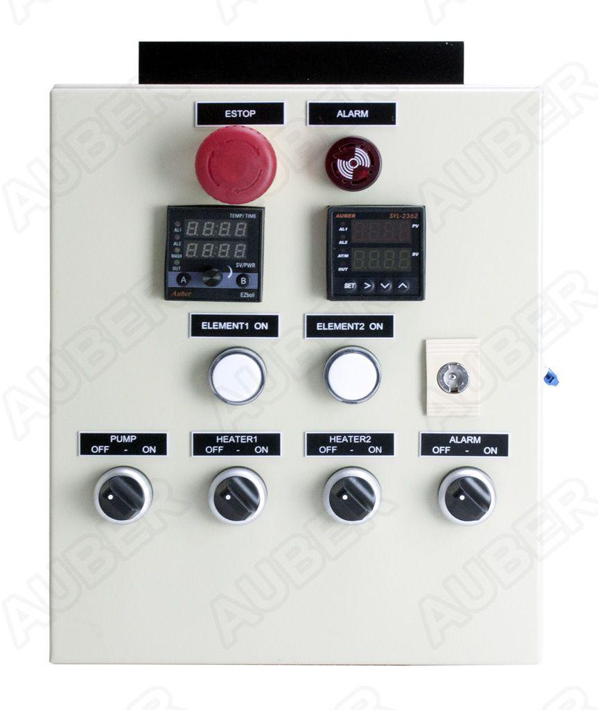 Control Panels & DIY Kits : Auber Instruments, Inc , Temperature