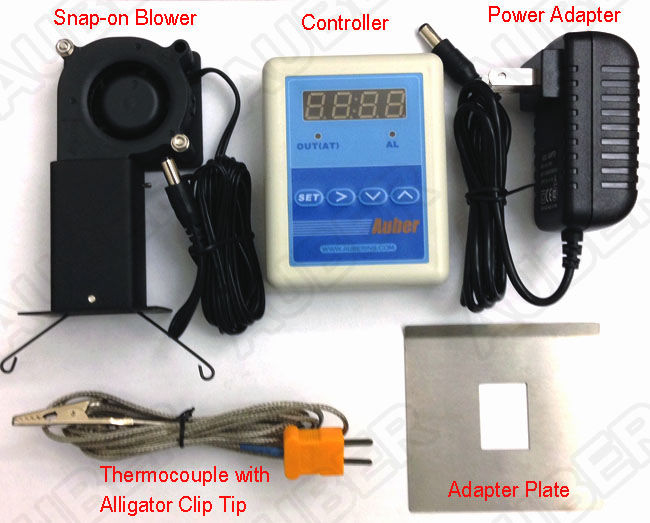 Temperature Controller For Large Big Green Eggs Syl