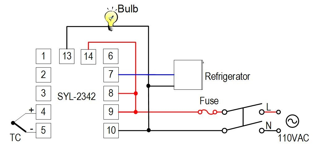 Recommendation for refrigerator control : Auber Instruments, Inc.,  Temperature control solutions for home and industryAuber Instruments
