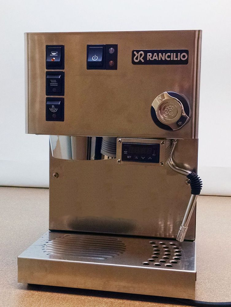 Rancilio Silvia Espresso Machine with PID control