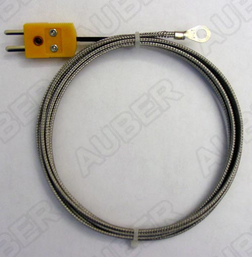 K type Thermocouple, Washer Probe