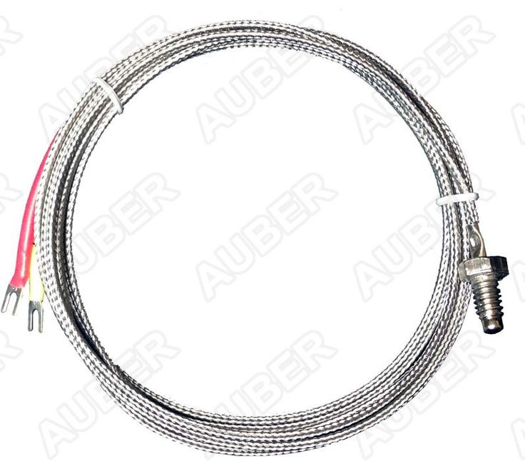 K Type Thermocouple (6 ft. cable)