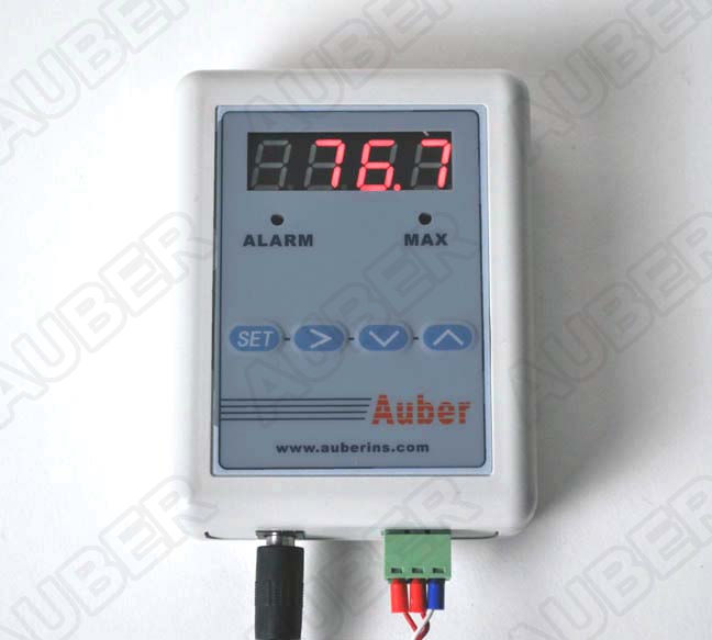 THERMOMETER w/ RTD PROBE for LIQUID MEASUREMENT
