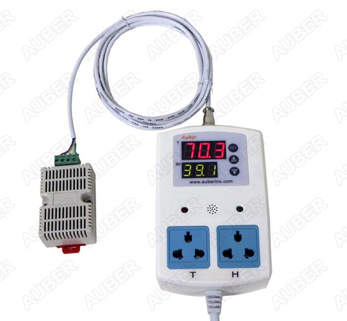 Temperature & Humidity Controller for Curing Fridge & High RH