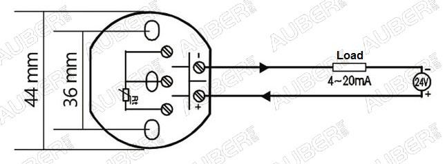 temperature sensor transmitter  4-20 ma  st-x