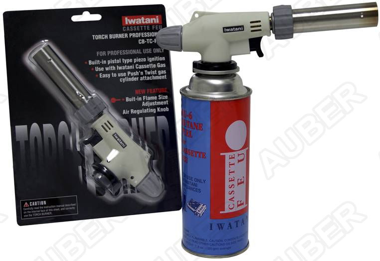 Iwatani Torch Burner Professional