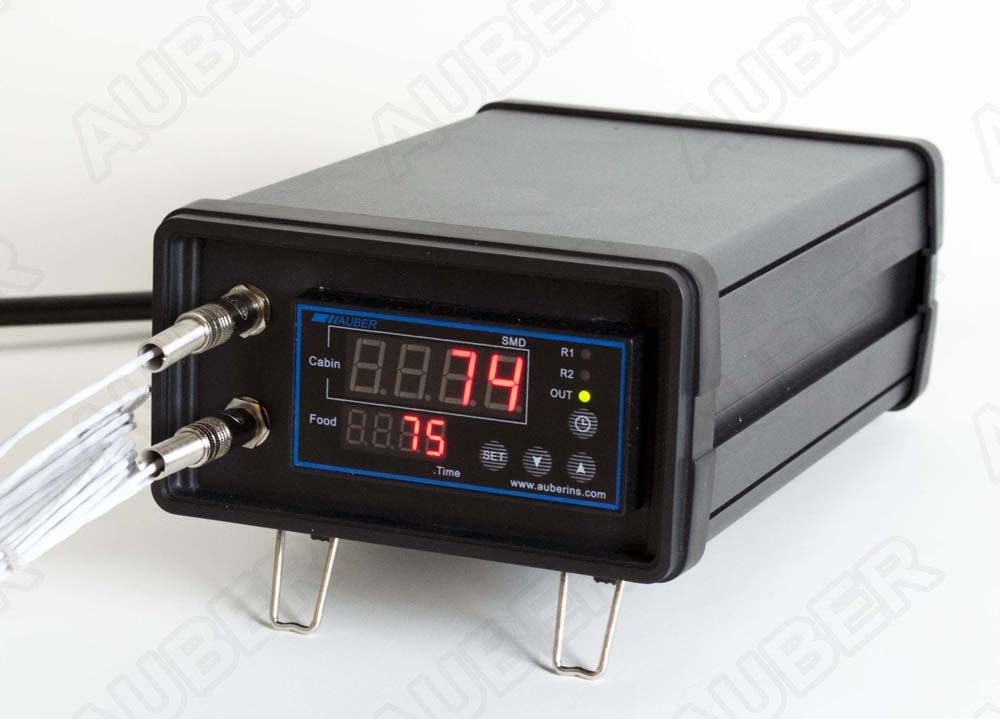 Smoker Controller for 120V/240V AC (Up to 20 Amp, 4800 Watt)