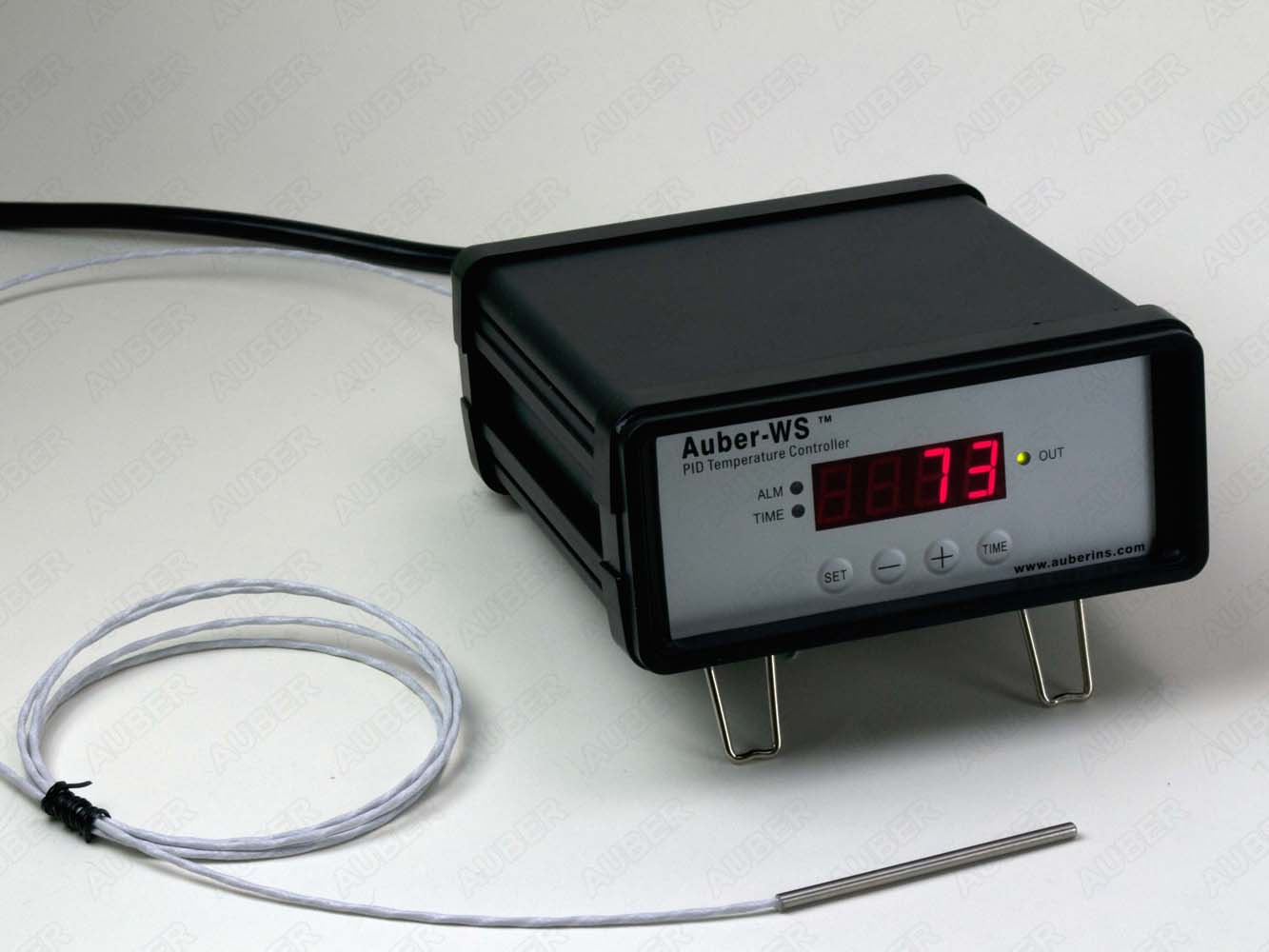 Programmable PID Controller for Bradley Smoker